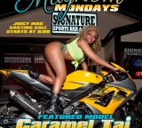 Thank you all for coming out to models & Mayhem Mondays @ Signature. Lets do it again this week